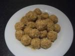 Coconut Pistachio Truffles 1