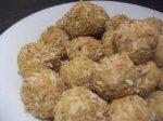 Coconut Pistachio Truffles 2