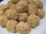 Coconut Pistachio Truffles 3