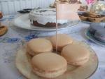 Mothers Day Vanilla Macarons