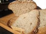 C Seeded Sourdough Sliced