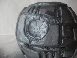 Death Star Finished Death Ray