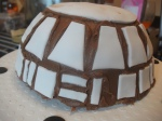 Death Star Top Fondant 2
