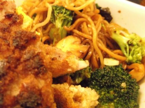 Katsu Pork Noodles 029