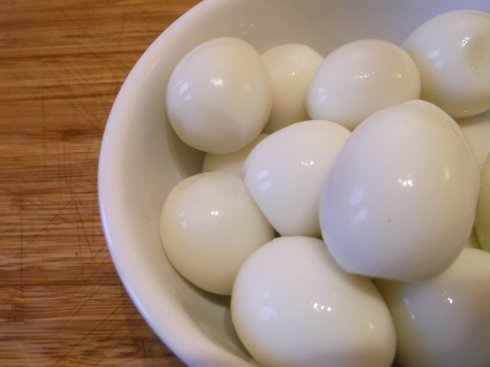 Devilled Quails Eggs 009