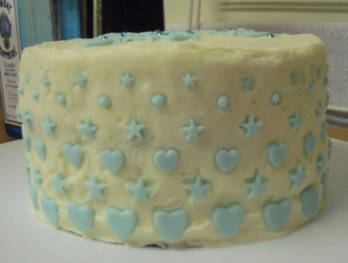 Homemade Cake Sprinkles