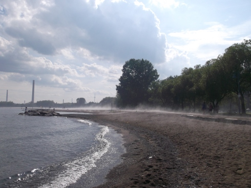 Misty Sand
