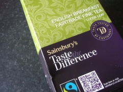 Sainsbury's Tea 003