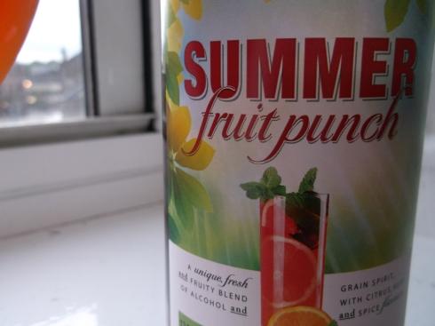 Sainsbury's Fruit Punch 031