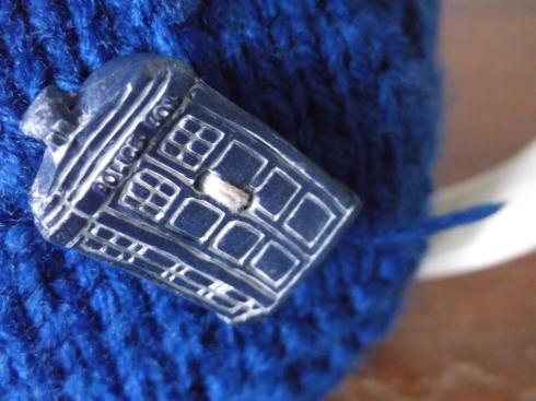 TARDIS Tea Cosy 004