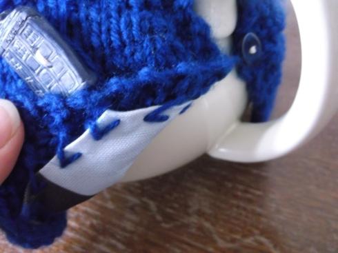 TARDIS Tea Cosy 006