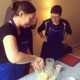 Cookery School hands on hips