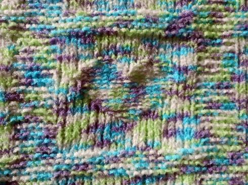 Hearts Baby Blanket 003