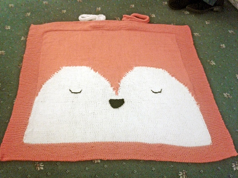 Fox-Blanket-Floor