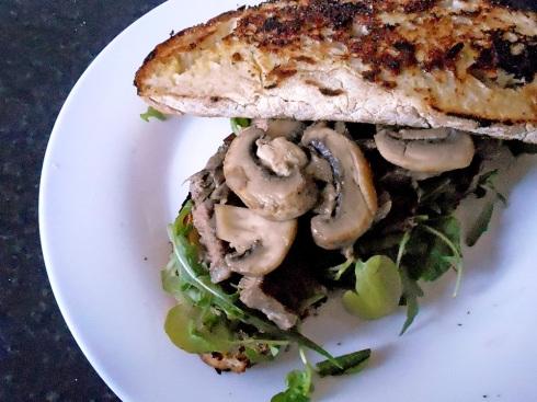 Steak-and-Mushroom-Sandwich